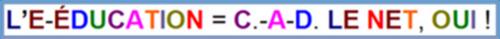 Oui, ce sont des anagrammes.